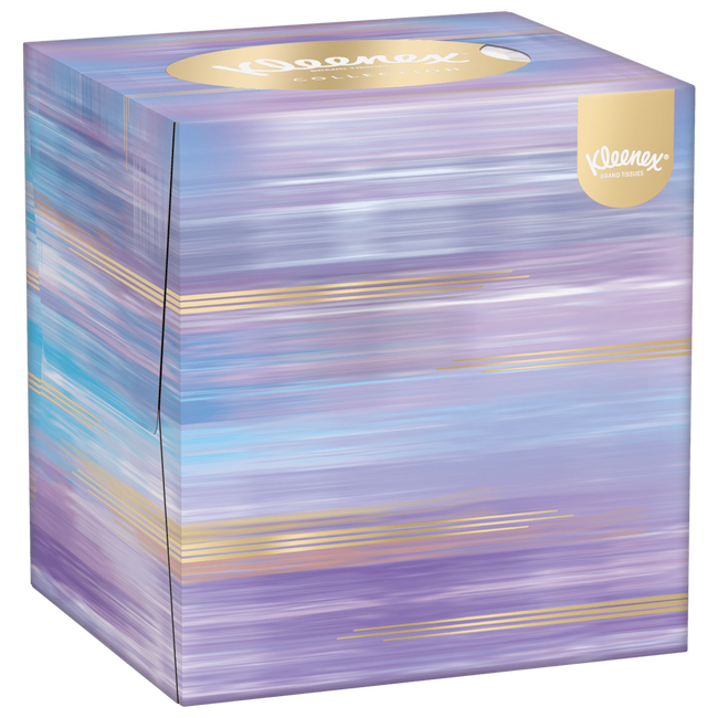 Kleenex® Collection Cube Tissues 48 stuks