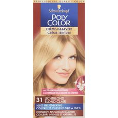 Schwarzkopf Poly Color Haarverf 31 Licht Blond