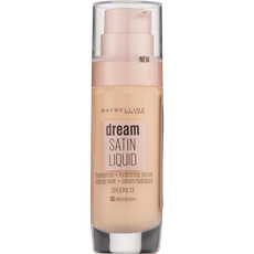 Maybelline Dream Radiant Liquid Foundation 1 Natural Ivory