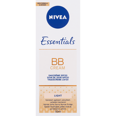 NIVEA Essentials BB Cream Dagcrème SPF20 Light