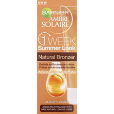 Garnier Ambre Solaire One Week Summer Look Natural Bronzer