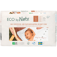 Naty babycare luiers new born 1