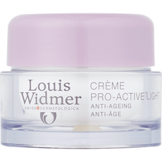 Louis Widmer Pro-Active Cream Light Zonder Parfum