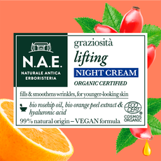 N.A.E. Graziosita Lifting Nightcream