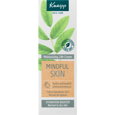 Kneipp Moisturizing 24H Cream Mindful Skin