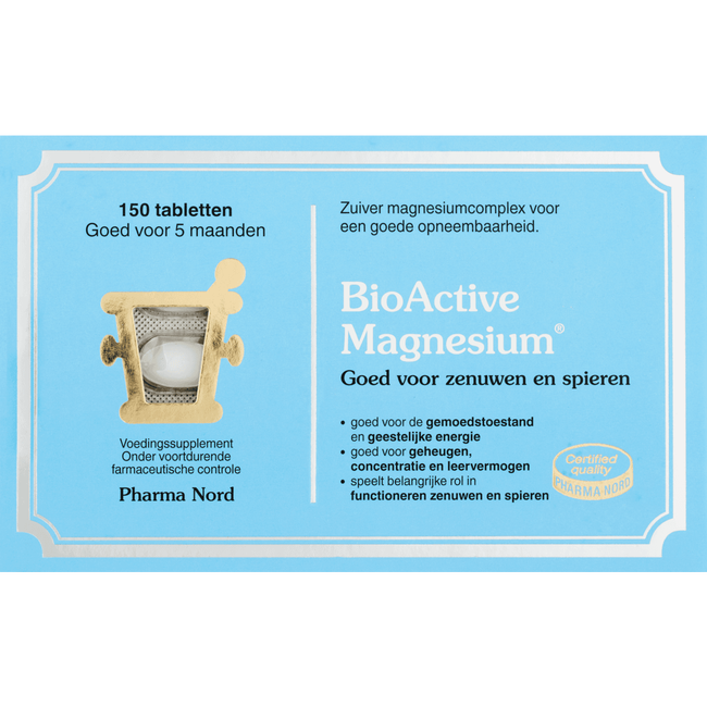 Pharma Nord BioActive Magnesium Tabletten 200 mg