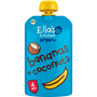 Ella's Kitchen smoothie bananas + coconuts