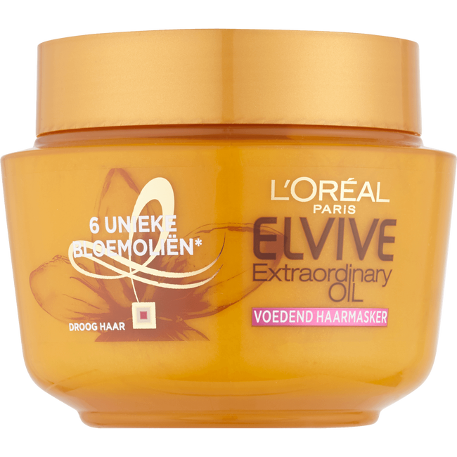 L'Oréal Paris Elvive Extraordinary Oil Voedend Haarmasker
