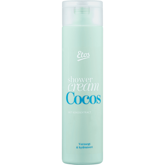 Etos Shower Cream Cocos