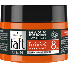 Taft Power Gel Maxx Power Jar