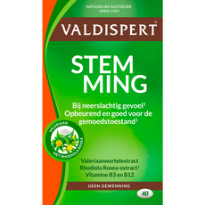 Valdispert Stemming 40 tabletten