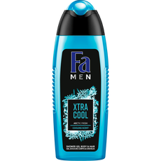 Fa Men Xtra Cool Shower Gel Body & Hair