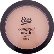 Etos Compact Powder Matt Finish Warm Beige