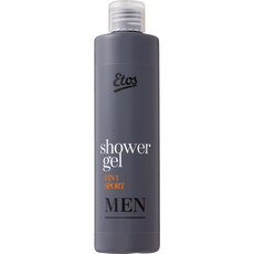 Etos Men Sport Shower Gel 2-In-1