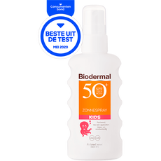 Biodermal Kids Zonnespray Spf50+