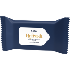 &JOY Refresh Wipes