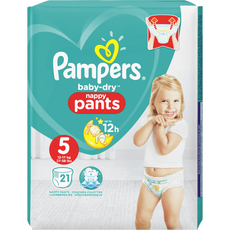 Pampers Baby-Dry Pants 5