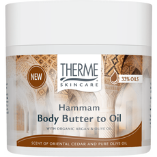 Therme Hammam Body Butter To Oil 225 gr