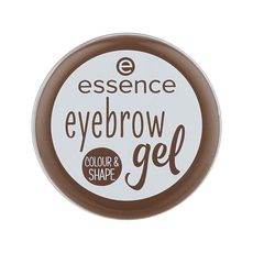 Essence Colour & Shape Eyebrow Gel 01 Brown