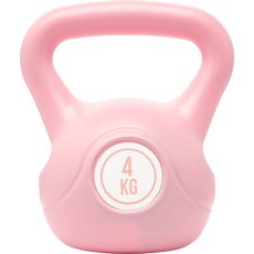 Fit Essentials - Kettlebell - 4 Kg - Roze