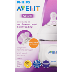Philips Avent Natural Fles 125 ML