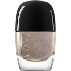 L.O.V Lovinity Holographic Nail Lacquer 410 Opalescent Glow
