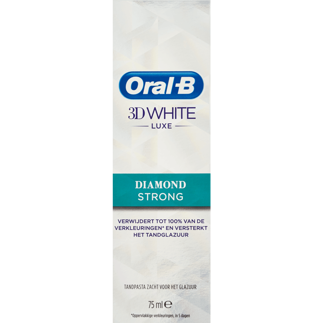 Oral-B 3D White Luxe Diamond Tandpasta