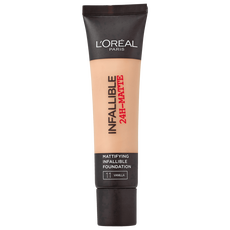 L'Oréal Paris Infaillible 24H-Matte Foundation 110 Vanille Rosé