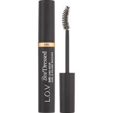 L.O.V IllusionEYES 24H Volume & Curl False Lash Effect Mascara 120
