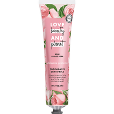 Love Beauty & Planet Rose & Aloe Vera Soothing Tandpasta