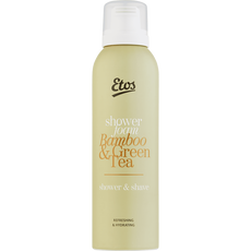 Etos Green Tea & Bamboo 2 In 1 Showerfoam