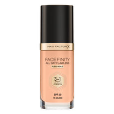 Max Factor Facefinity All Day Flawless 3-in-1 Liquid Foundation 75 Golden
