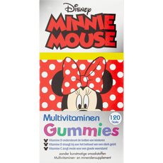 Disney Minnie Mouse Gummies Multivitaminen