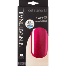 Sensationail by Fingrs Manicure Starter Kit Raspberry Wine