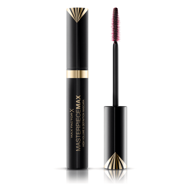 Max Factor Masterpiece Max Mascara 001 Black