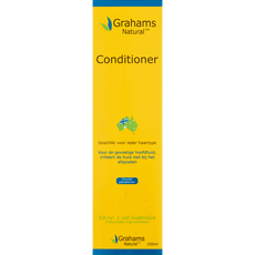 Grahams Natural Conditioner