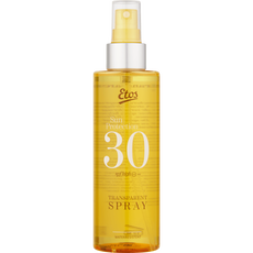 Etos Transparent & Protect Sun Spray SPF30