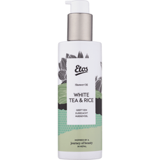 Etos Journey Of Beauty White Tea & Rice Shower Oil