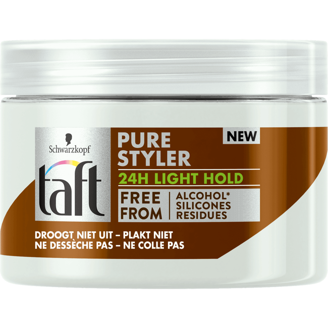 Taft Gel Pure Styler Light Hold