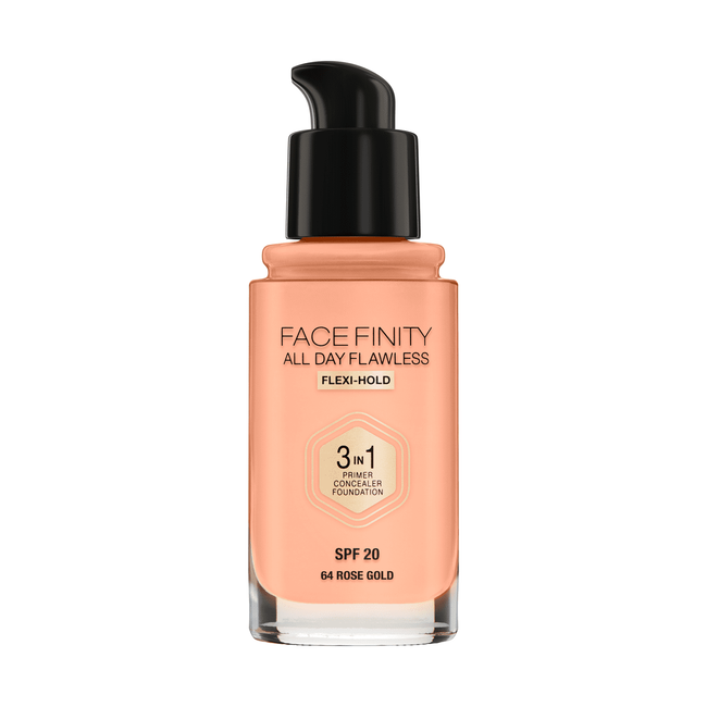 Max Factor Facefinity All Day Flawless 3-in-1 Foundation 77 Soft Honey