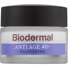 Biodermal Anti-Age 40+ Nachtcrème