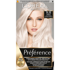 L'Oreal Paris Infinia Preference Cool 11.11 Ultra Light Haarkleuring