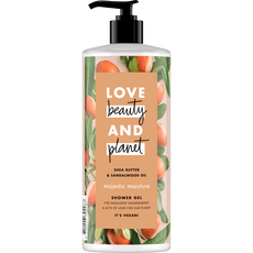 Love Beauty And Planet Majestic Moisture Shea butter & Sandalwood Oil Shower Gel