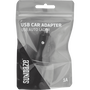 Sundaze - USB Car Adapter - 1 Port - Black