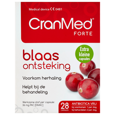 Lucovitaal CranMed Forte Capsules