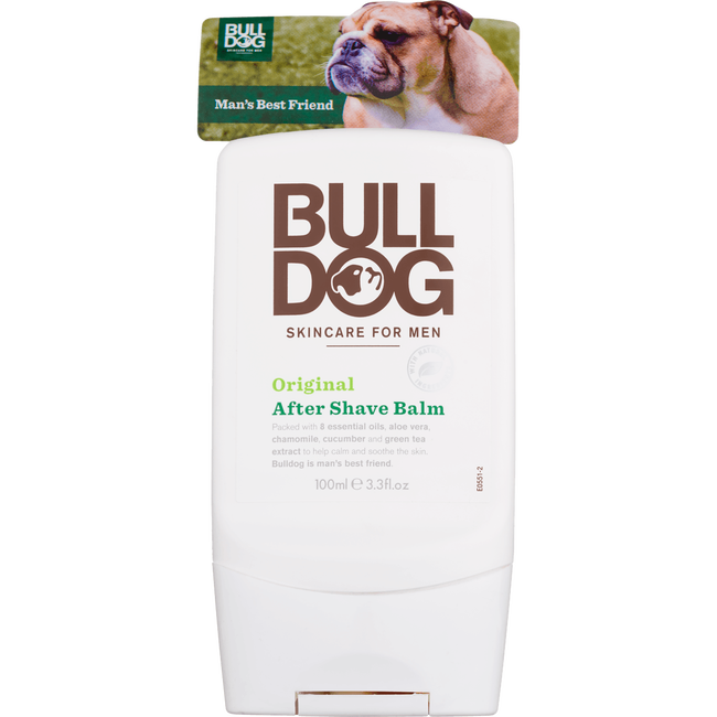 Bulldog Original Aftershave Balm