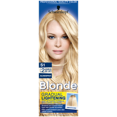 Schwarzkopf Blonde Lightening Blondspray S1 Blonde