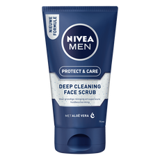 NIVEA MEN Protect & Care Deep Cleaning Face Scrub