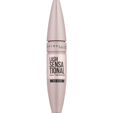 Maybelline Lash Sensational 01 Black - Zwart - Mascara