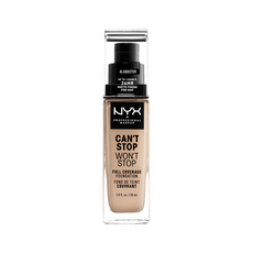 NYX Professional Makeup Can't Stop Won't Stop Foundation Alabaster CSWSF02